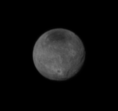 Charon revealed