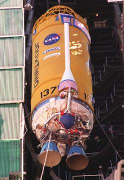 Centaur 2nd-stage rocket