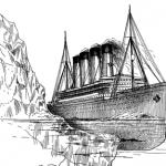 Titanic gash