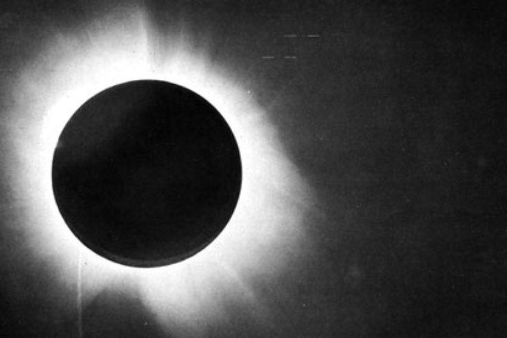 1919 Solar Eclipse