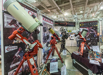 Deep Space Products Booth