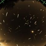 2008 Leonid meteors