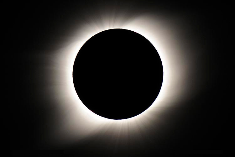 2008's total solar eclipse