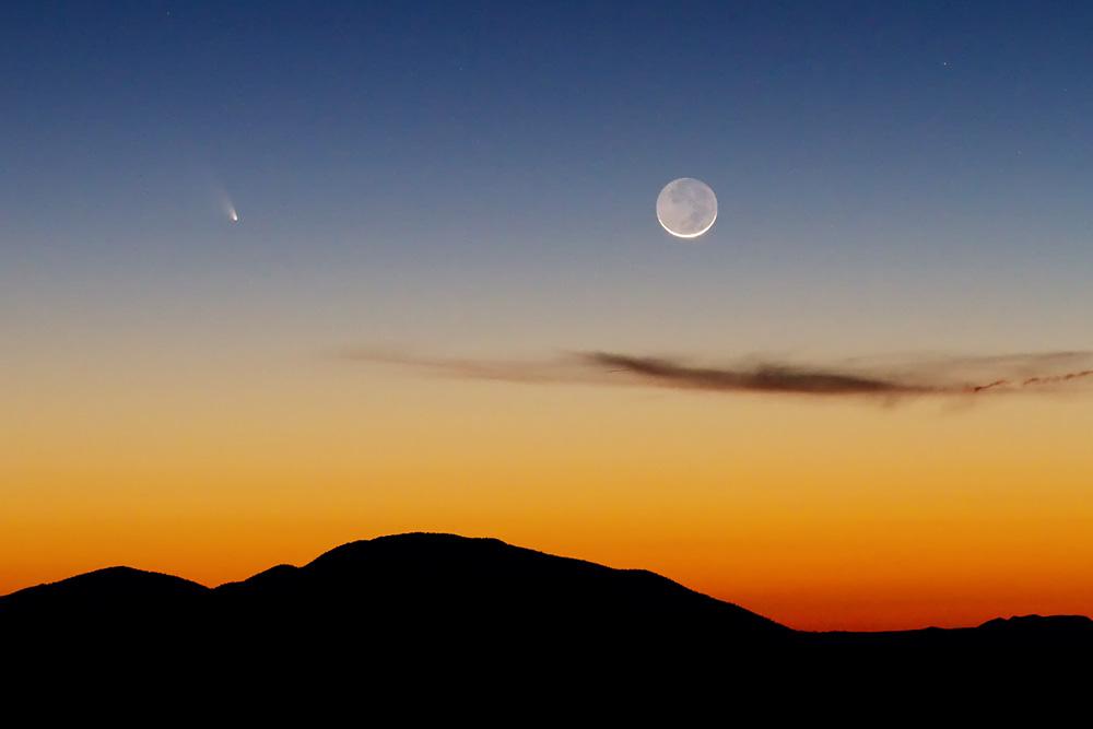 Comet: Pan-Starrs Visible In Northern Skies