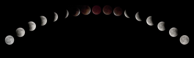 April 2014 Total Lunar Eclipse | Nu66ie - Sky & Telescope