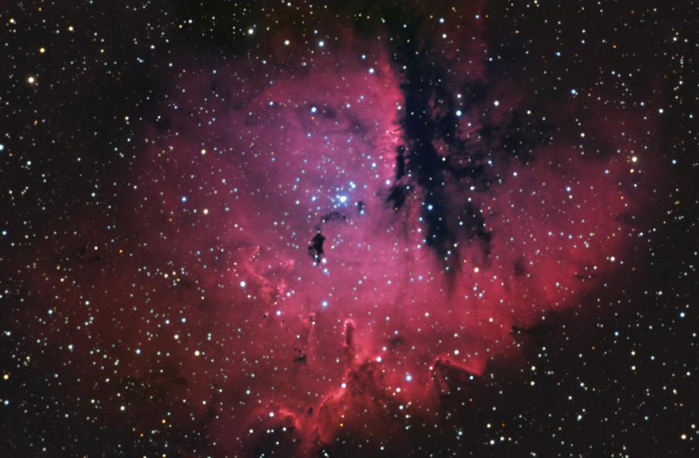 pacman nebula - photo #16