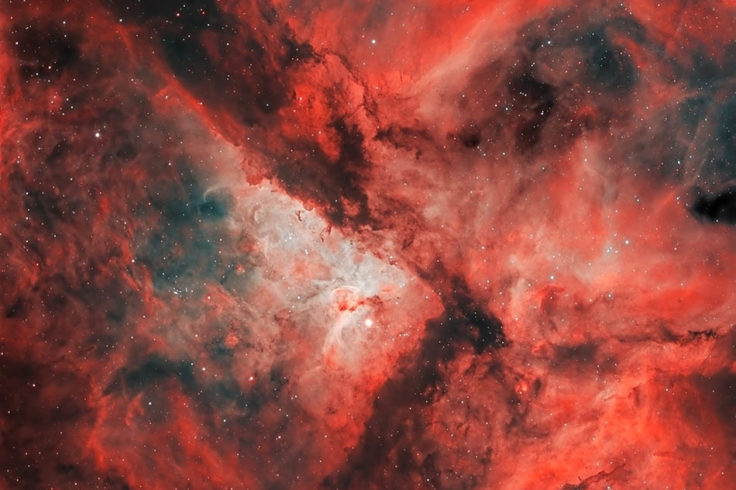 NGC 3372, Eta Carina Nebula