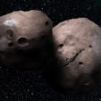 2014 MU69 binary artwork