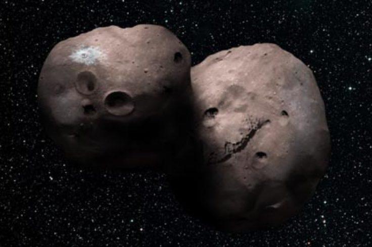2014 MU69 binary artwork