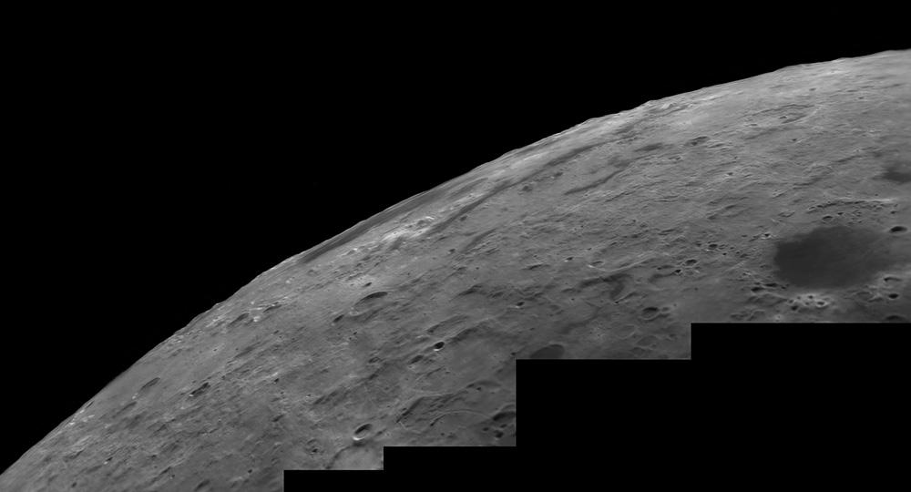 Moon's Mare Orientale - Sky & Telescope