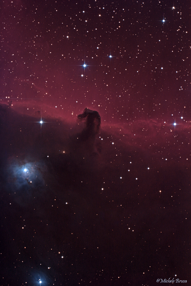 telescope horsehead nebula - photo #6