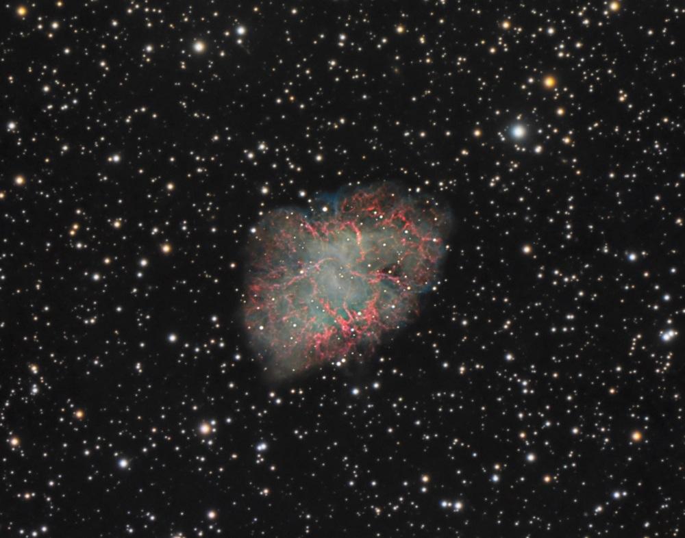 crab nebula m1-#12