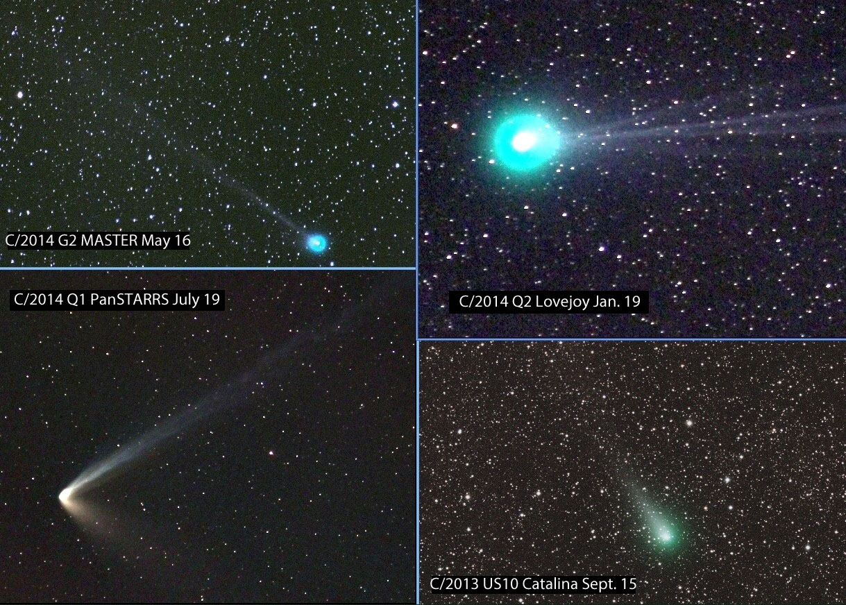 Comet SWAN (C / 2020 F8) is rapidly gaining brightness