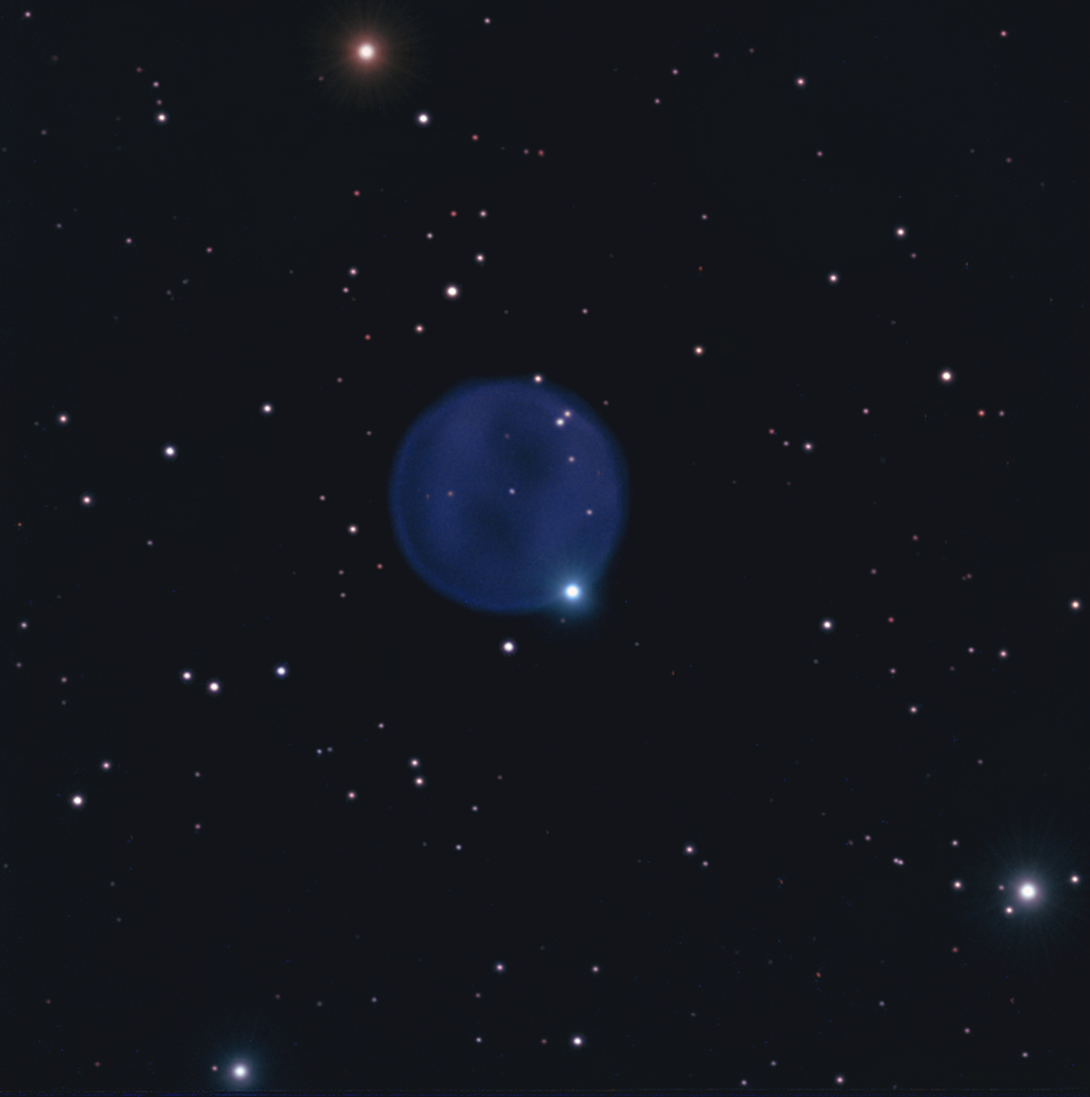 Abell 33: The Diamond Ring Nebula - Sky & Telescope