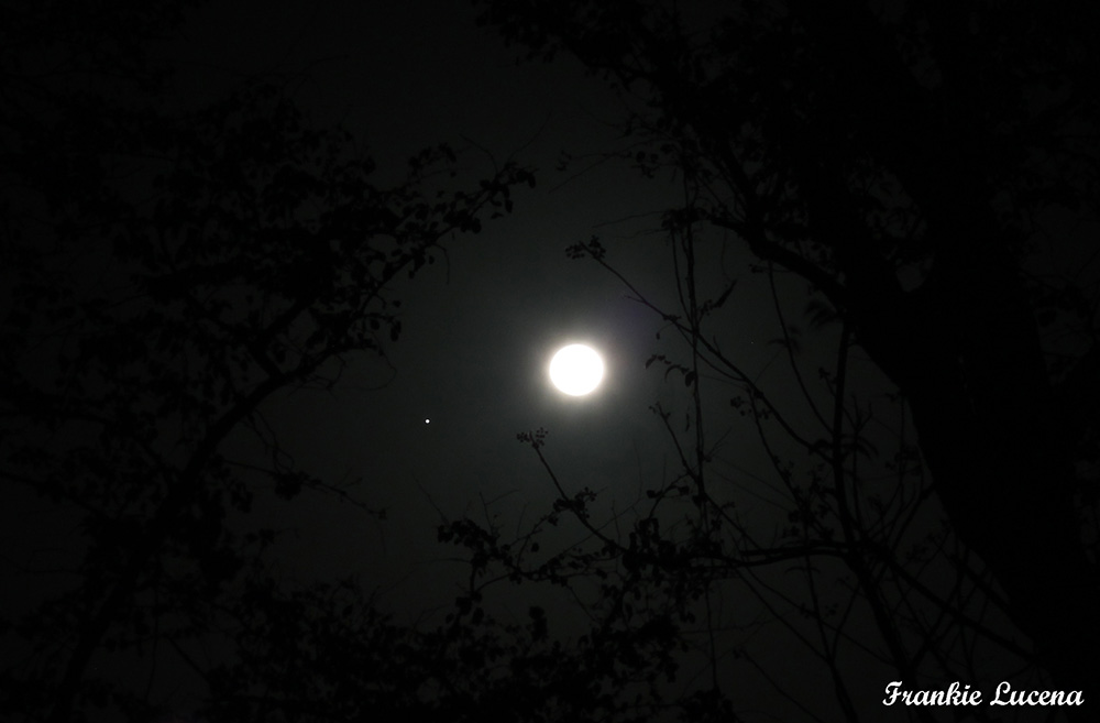 Close Encounter: Moon and Jupiter - Sky & Telescope