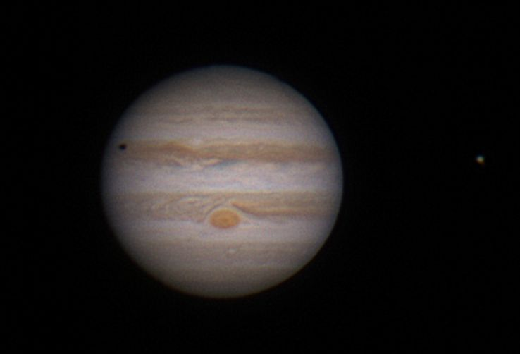 io and europa On 20150128 jupiter's moons io and europa had an occultation event these types of events occur when jupiter has, plane crossings as seen from the earth occur once every 5-6 years, with the last.