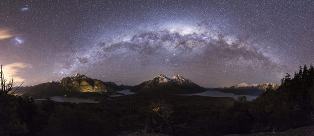 Milky Way over Patagonia