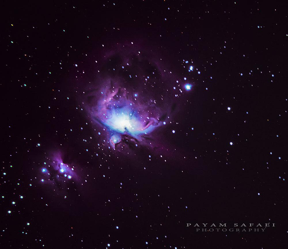 orion nebula location - photo #18