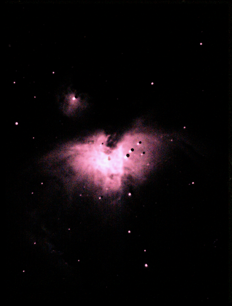 The Great Orion Nebula (M42) - Sky & Telescope