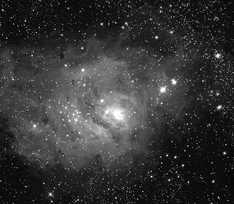 Lagoon Nebula M8 In Sagittarius Sky Amp Telescope