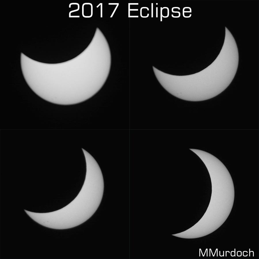 Ridgecrest, CA Solar Eclipse