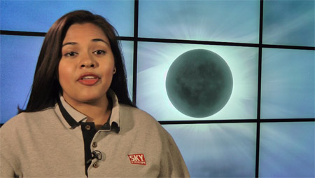 2017 Solar Eclipse Experience explained