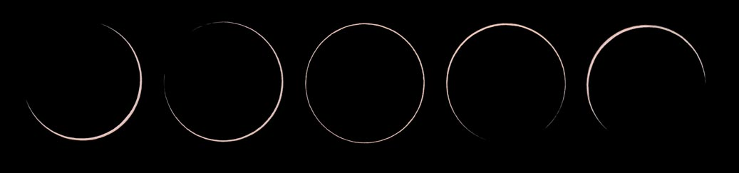 2017 annular eclipse sequence