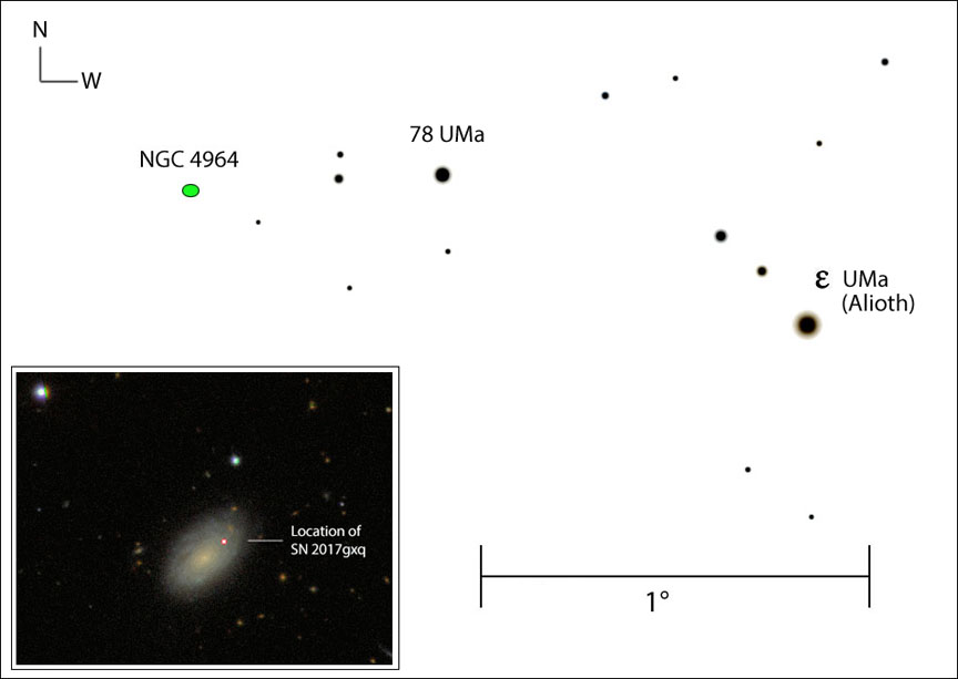 Little Galaxy, Big Bang