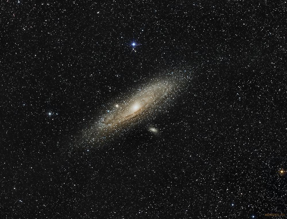 Andromeda Galaxy (M31) - Sky & Telescope