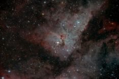 Eta carinae from Joinville