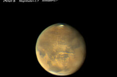 Mars Duststorm Nov.15th.2020
