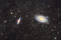 M81/M82 and the Integrated Flux Nebula