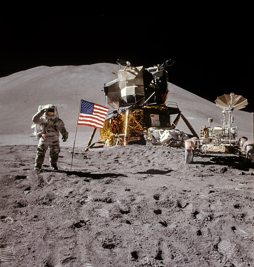 50 Years In the past: Apollo 15 Astronauts Discover the Moon – Sky & Telescope