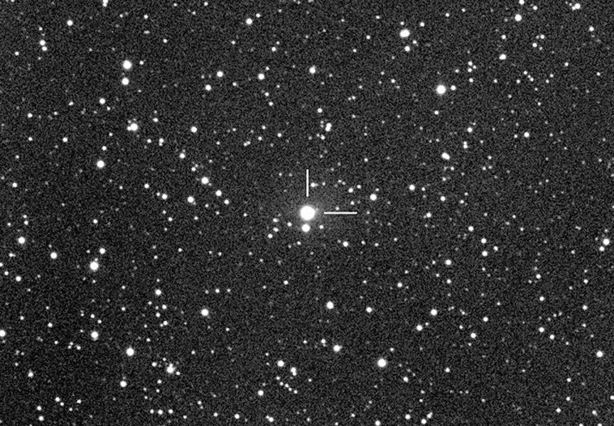 Comet 29P/Schwassmann-Wachmann outburst