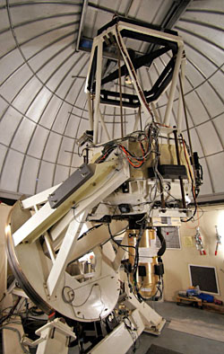 2MASS telescope
