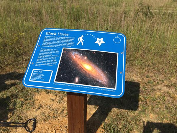 Black Holes along a Star Walk