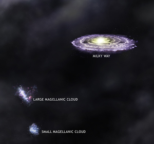 the closest galaxy to milky way - photo #19