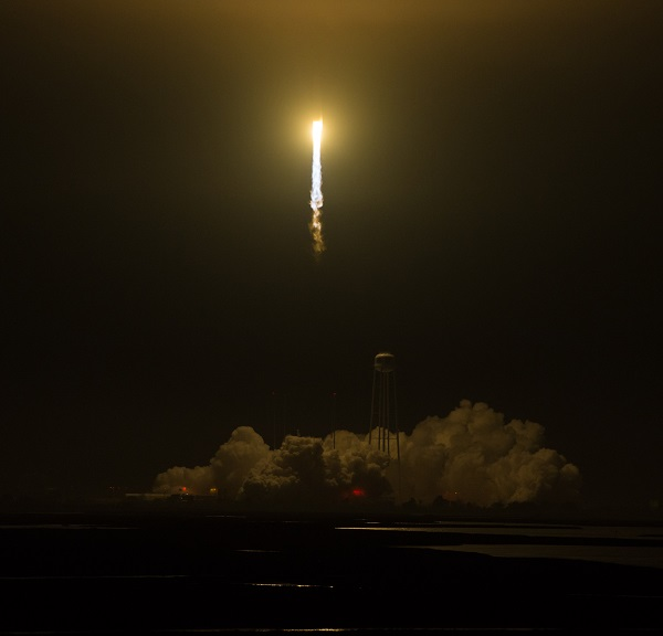 Halosat launches aboard Cygnus