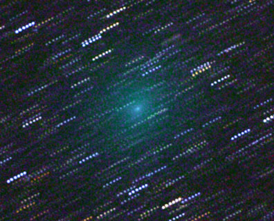 Fuzzy Comet 45P/HMP, Fainter Than Expected