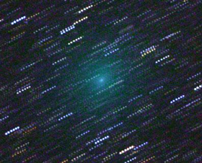 Fuzzy Comet 45P/HMP, Fainter Than Expected