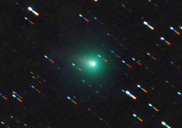 Comet Triple Crown