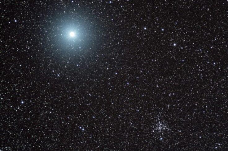 Sirius and M41