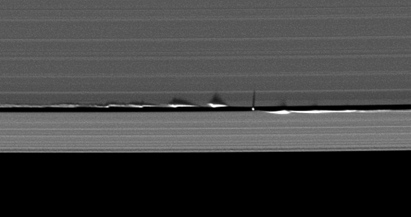 Waves in Saturn's rings