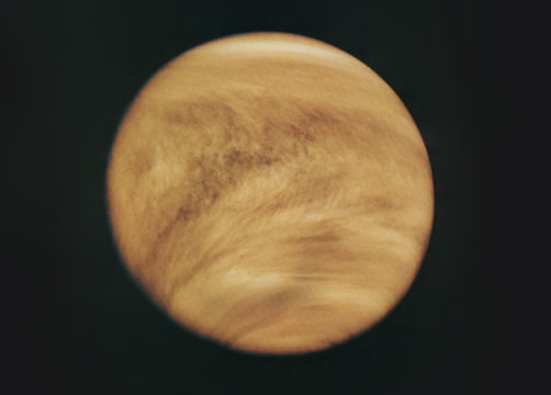 Venus, by Pioneer Venus Orbiter
