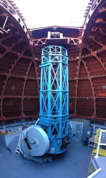 Mount Wilson Observatory 60-inch telescope