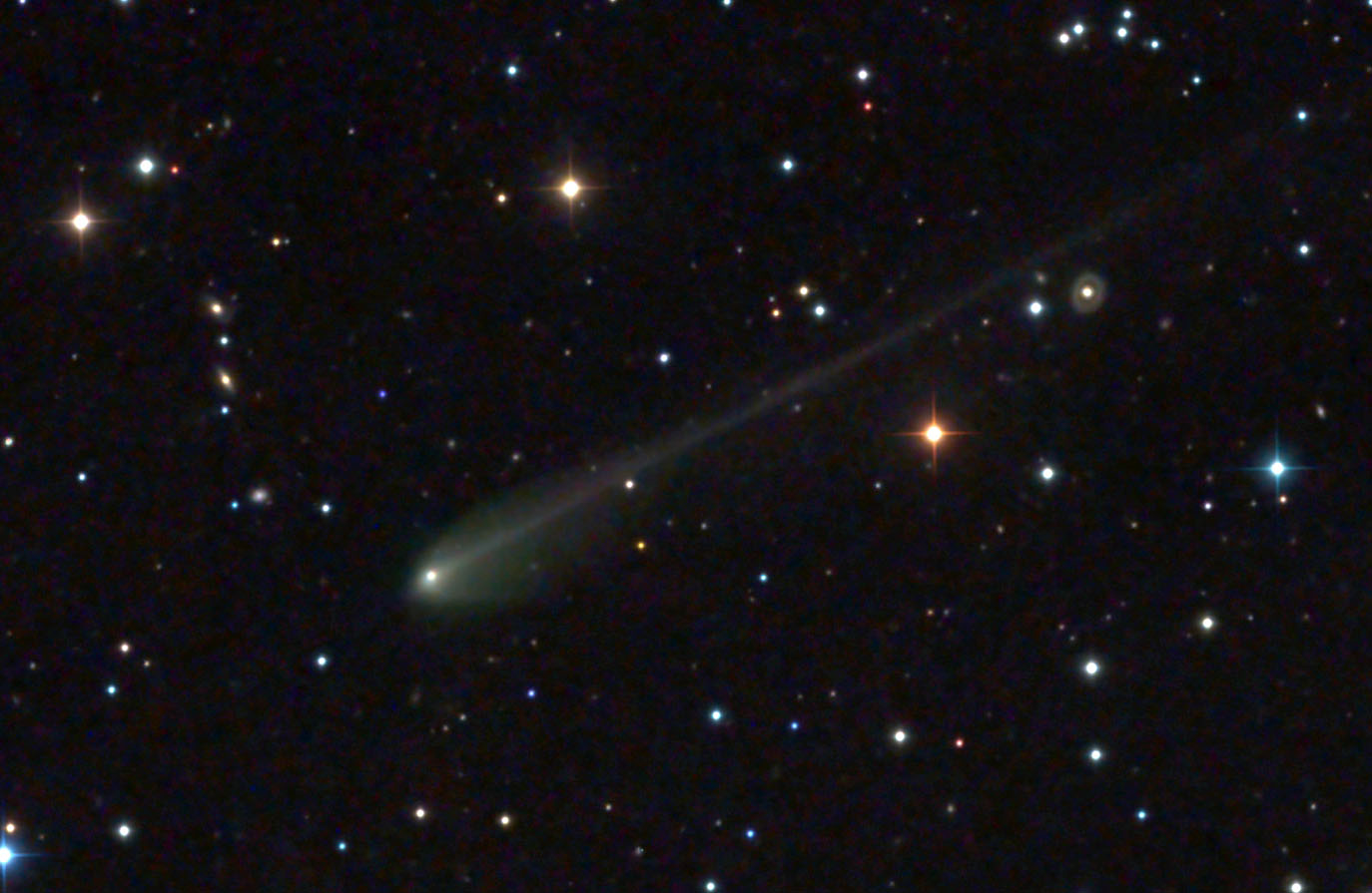 Want to see the brightest comet in over 20 years? Head out