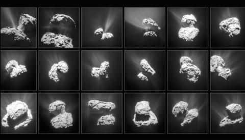 Rosetta's Comet Campaign Wants YOU!