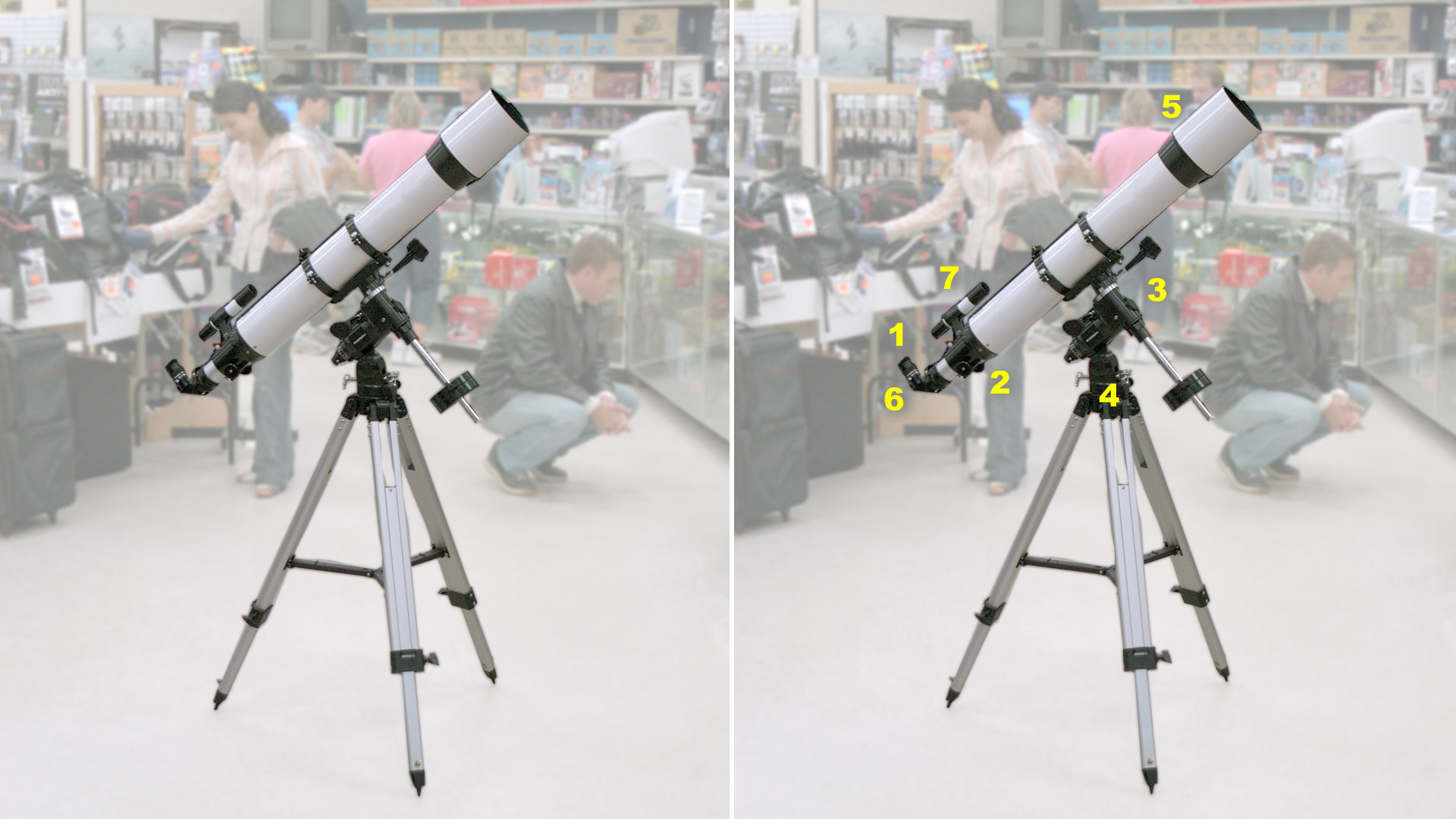 Important tips for telescope buyers