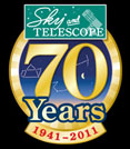 70 Years of Sky & Telescope