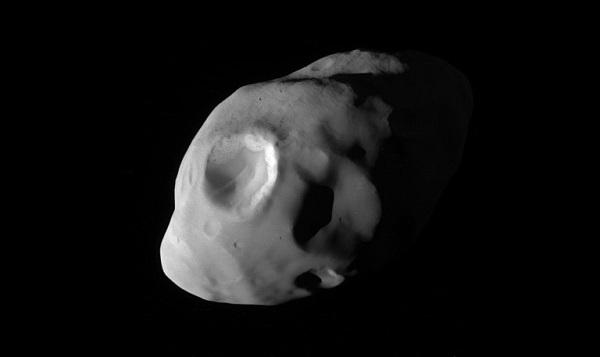 Pandora, a moon of Saturn